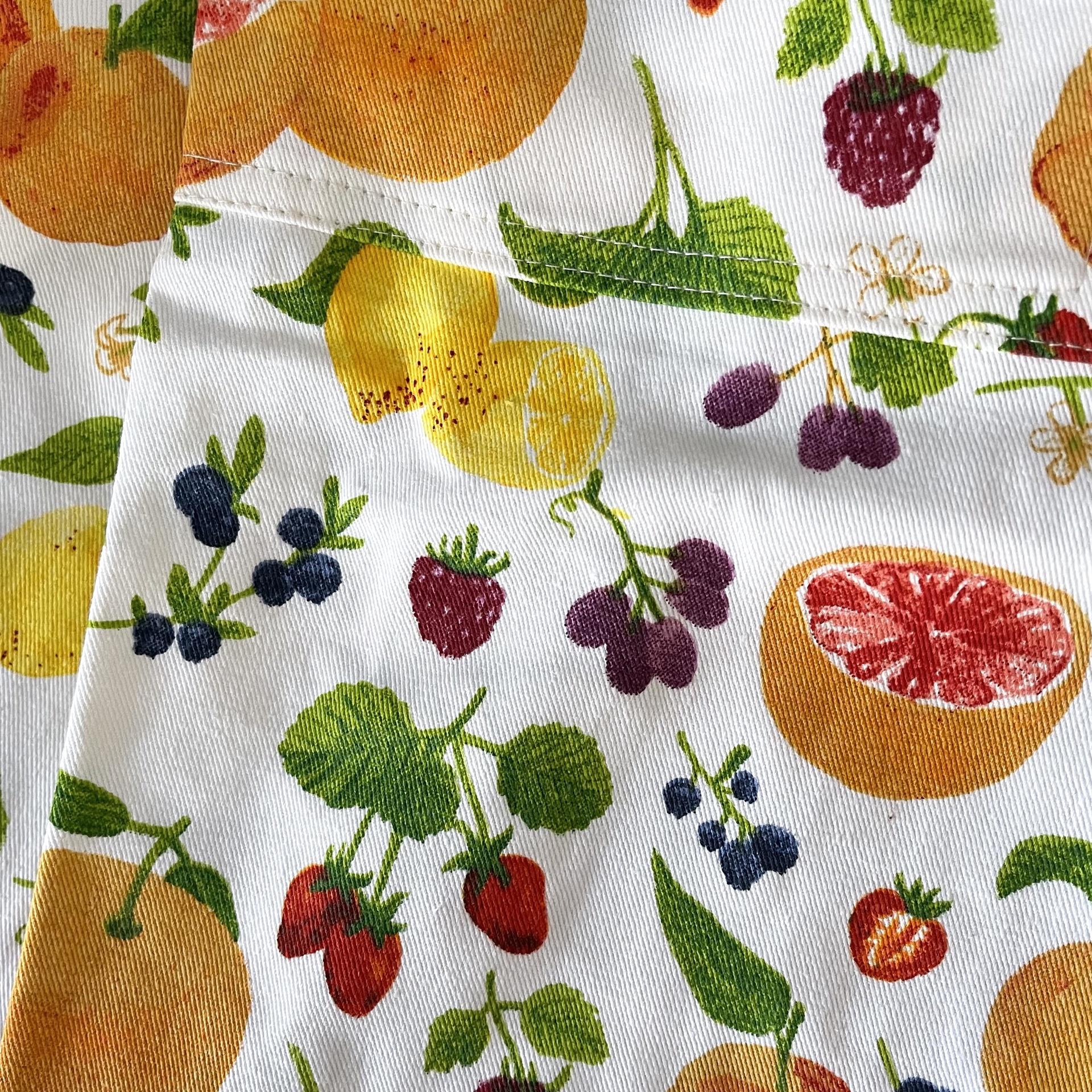 Fruit Salad, Chef Apron