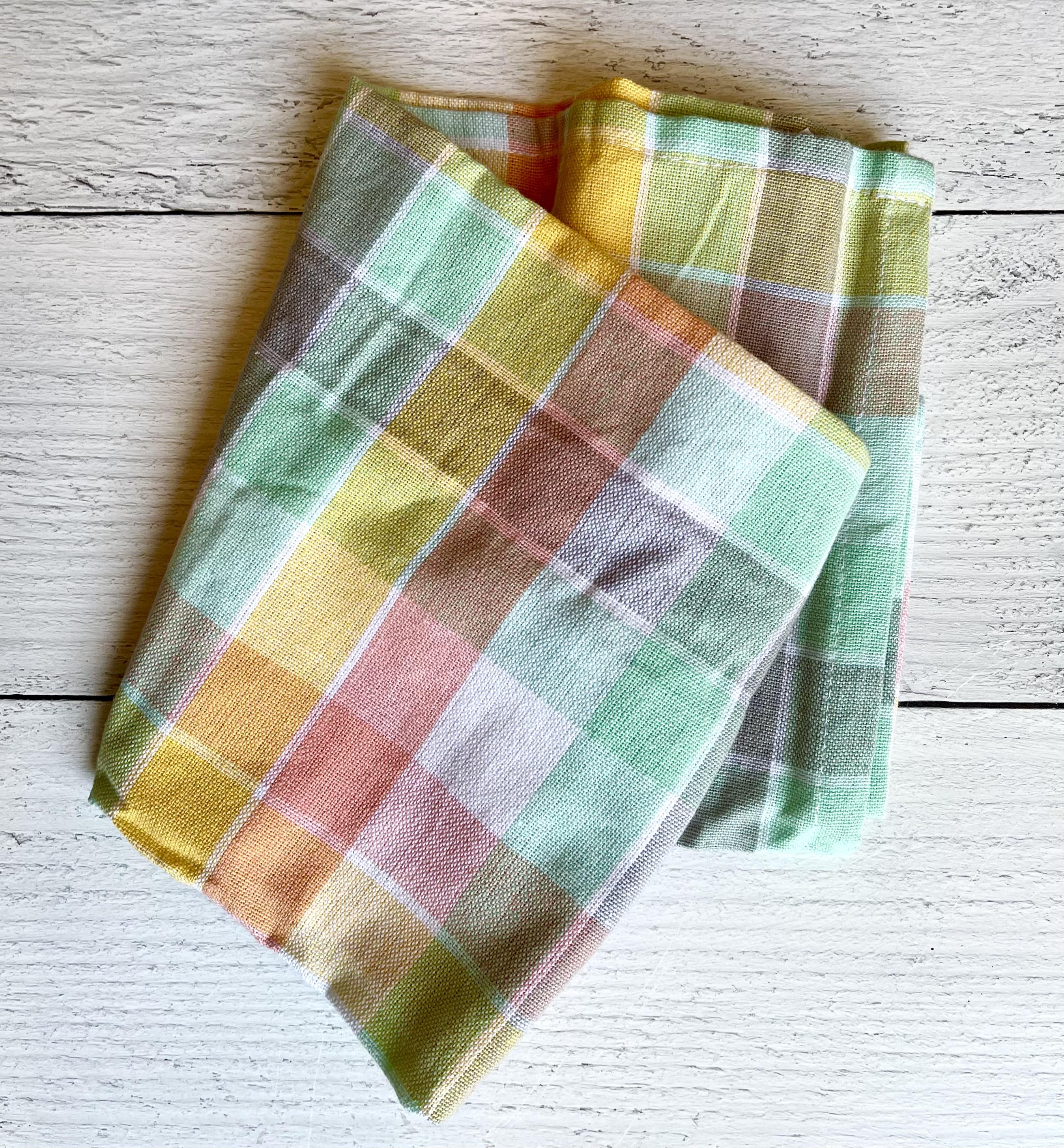 Spring Tea Towel Assortment--CHOOSE DESIGN