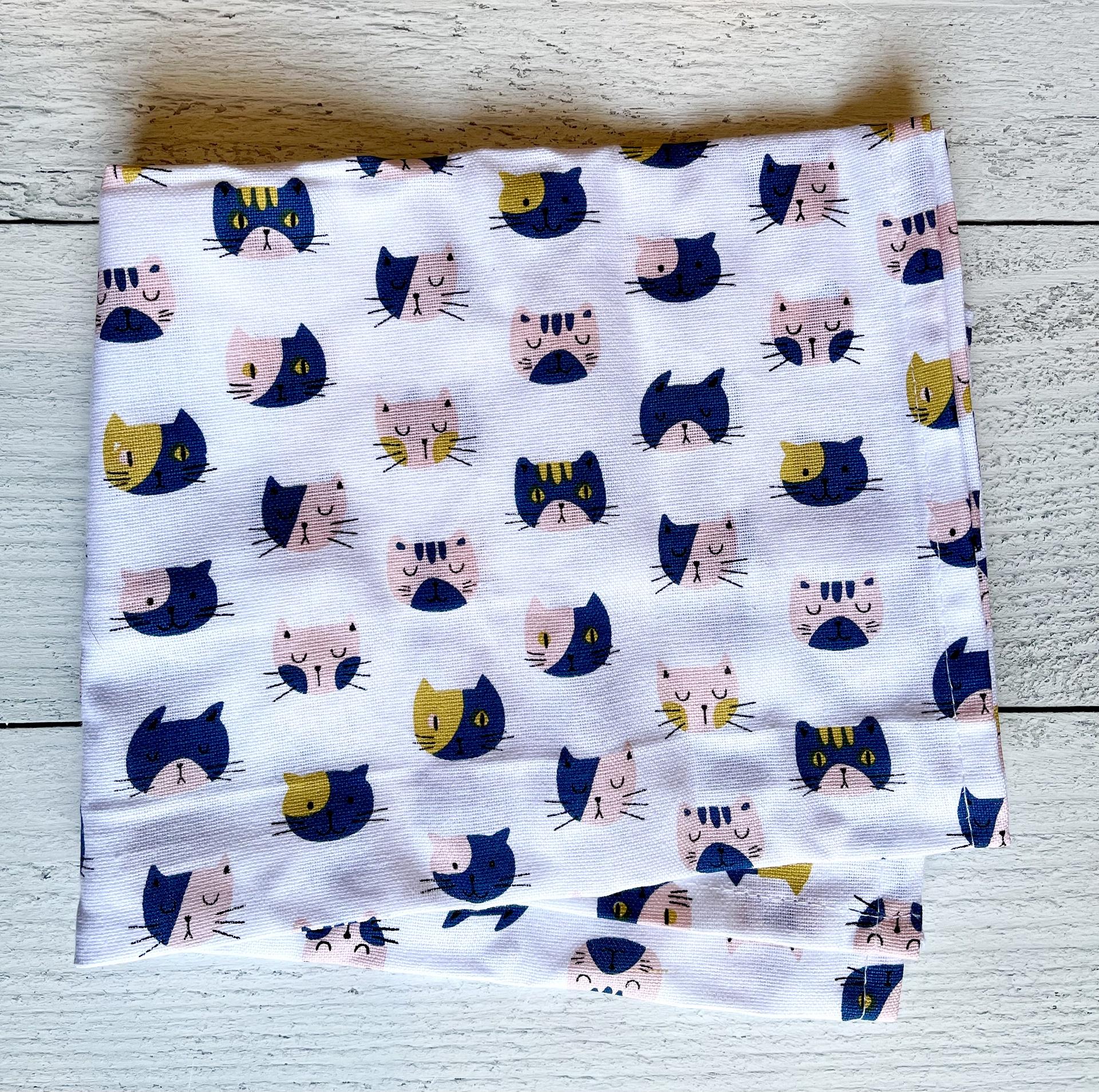 Cats Tea Towel Assortment--CHOOSE DESIGN
