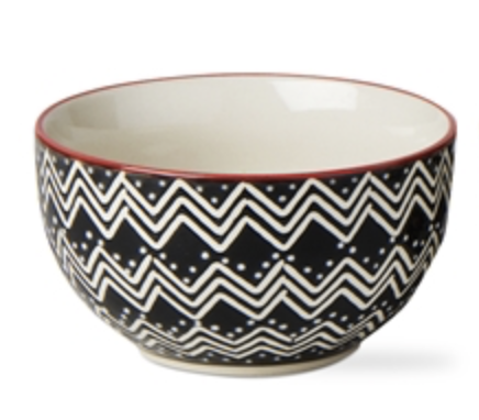 Khilana Stamp Mini Bowl--CHOOSE DESIGN