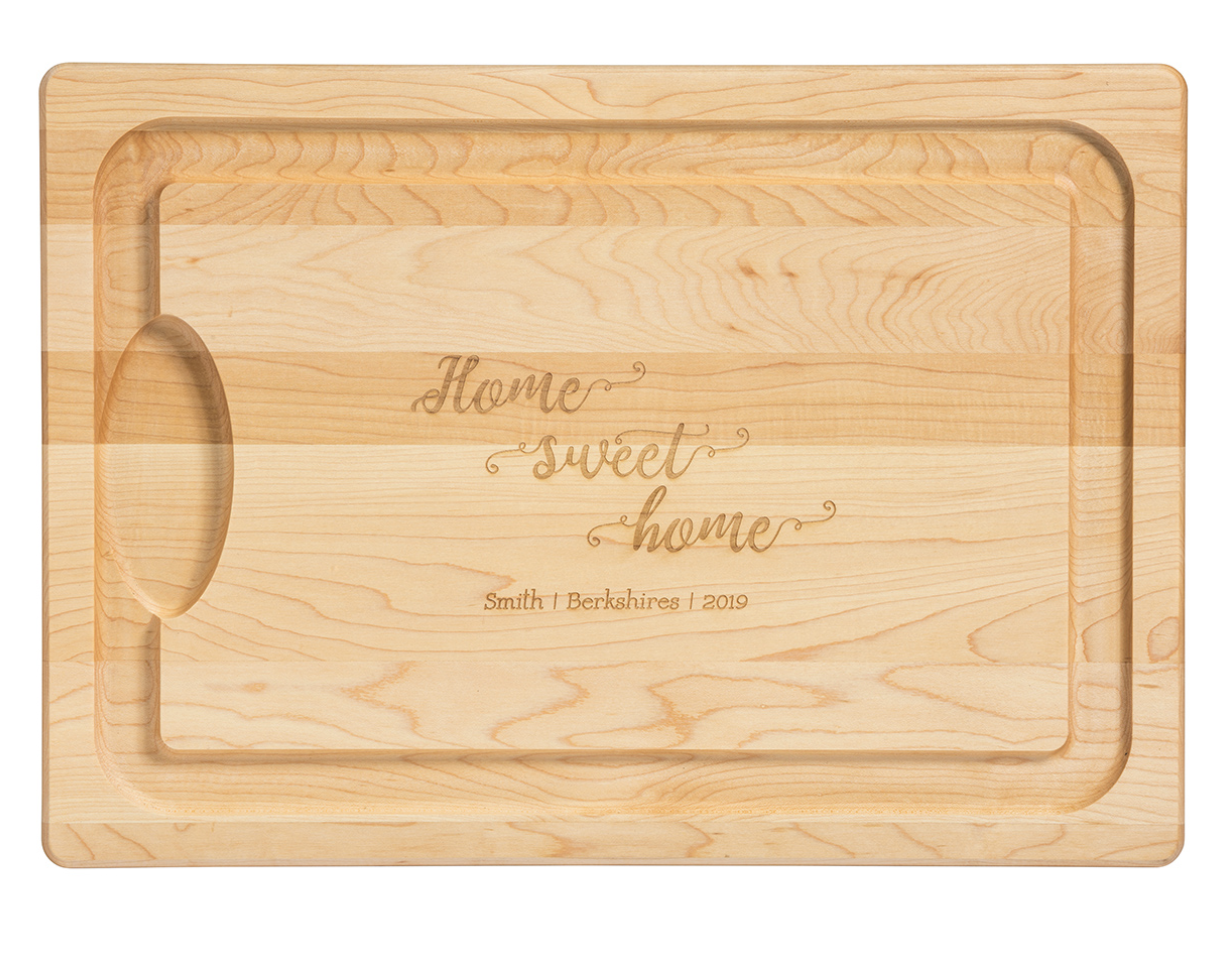 """Farmhouse Carver, 20""""x14""""--PERSONALIZATION OPTIONS AVAILABLE"""