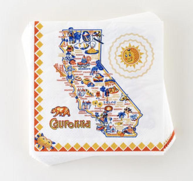California Napkin
