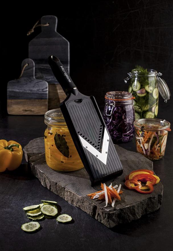 Microplane V Blade Adjustable Slicer