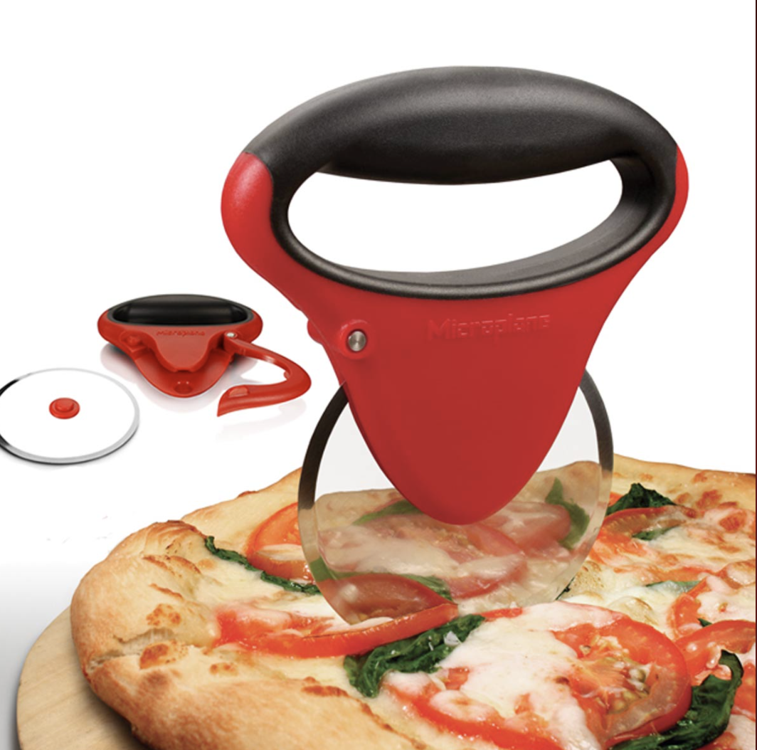 Microplane Stainless Pizza Wheel