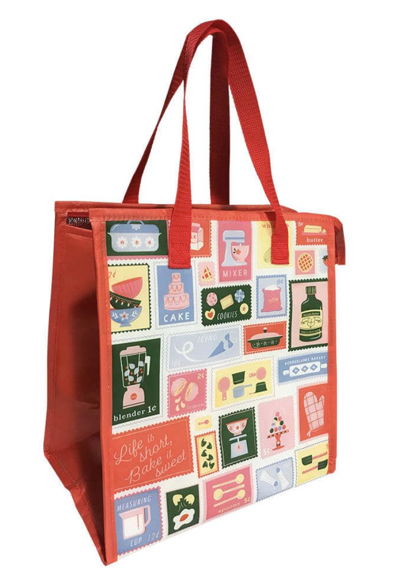 Borderlands Bakery Insulated Bag