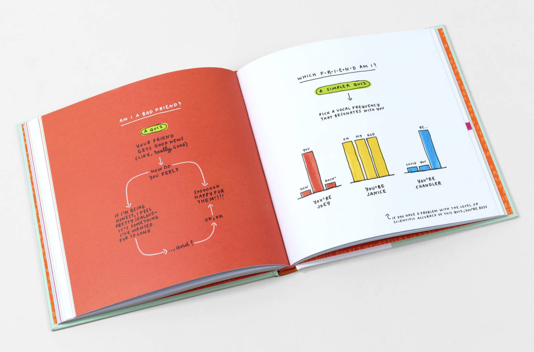 Am I Overthinking This? Overanswering Life's Questions in 101 Charts, Hardcover Book
