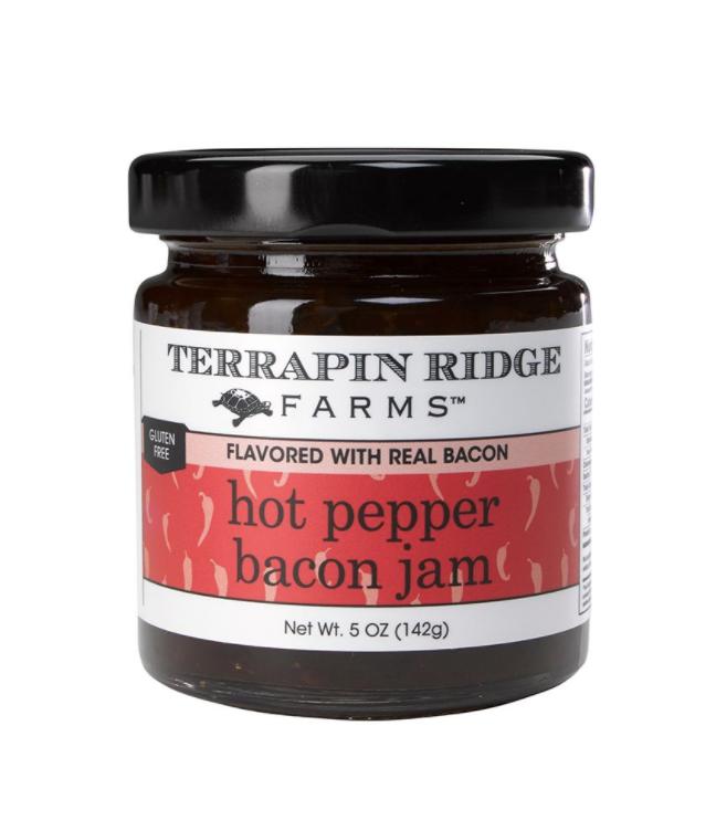 Mini Hot Pepper Bacon Jam, 4oz