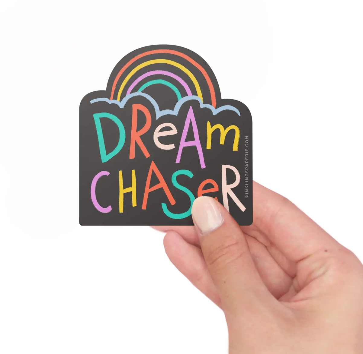 """Dream Chaser"" Vinyl Sticker"