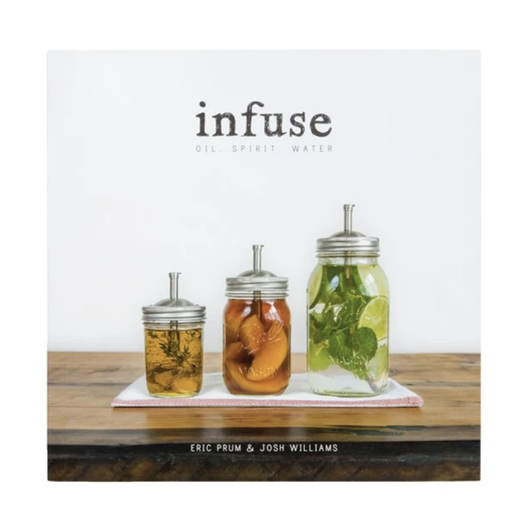 infuse : oil. spirit. water., Softcover