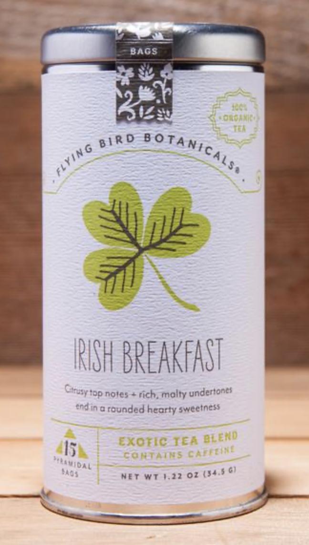 Flying Bird Botanicals: Irish Breakfast, 6 bag