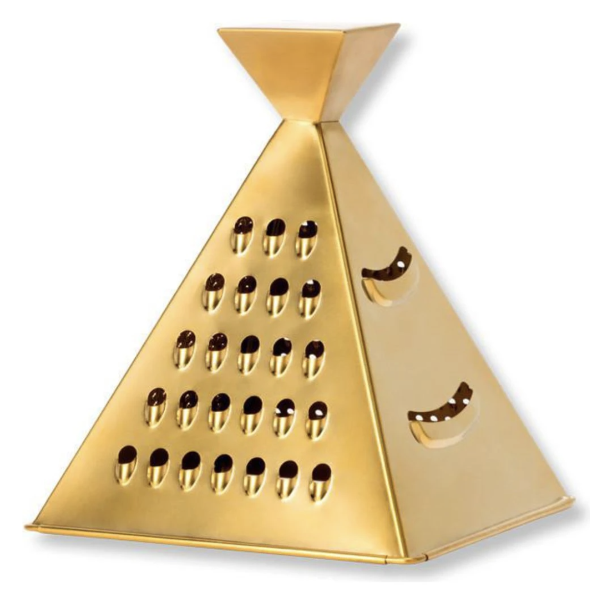 Gold Cheese Grater