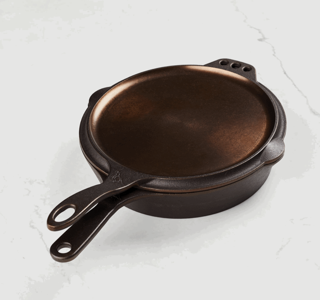 """Smithey 10"""" Flat Top Griddle/Lid"""
