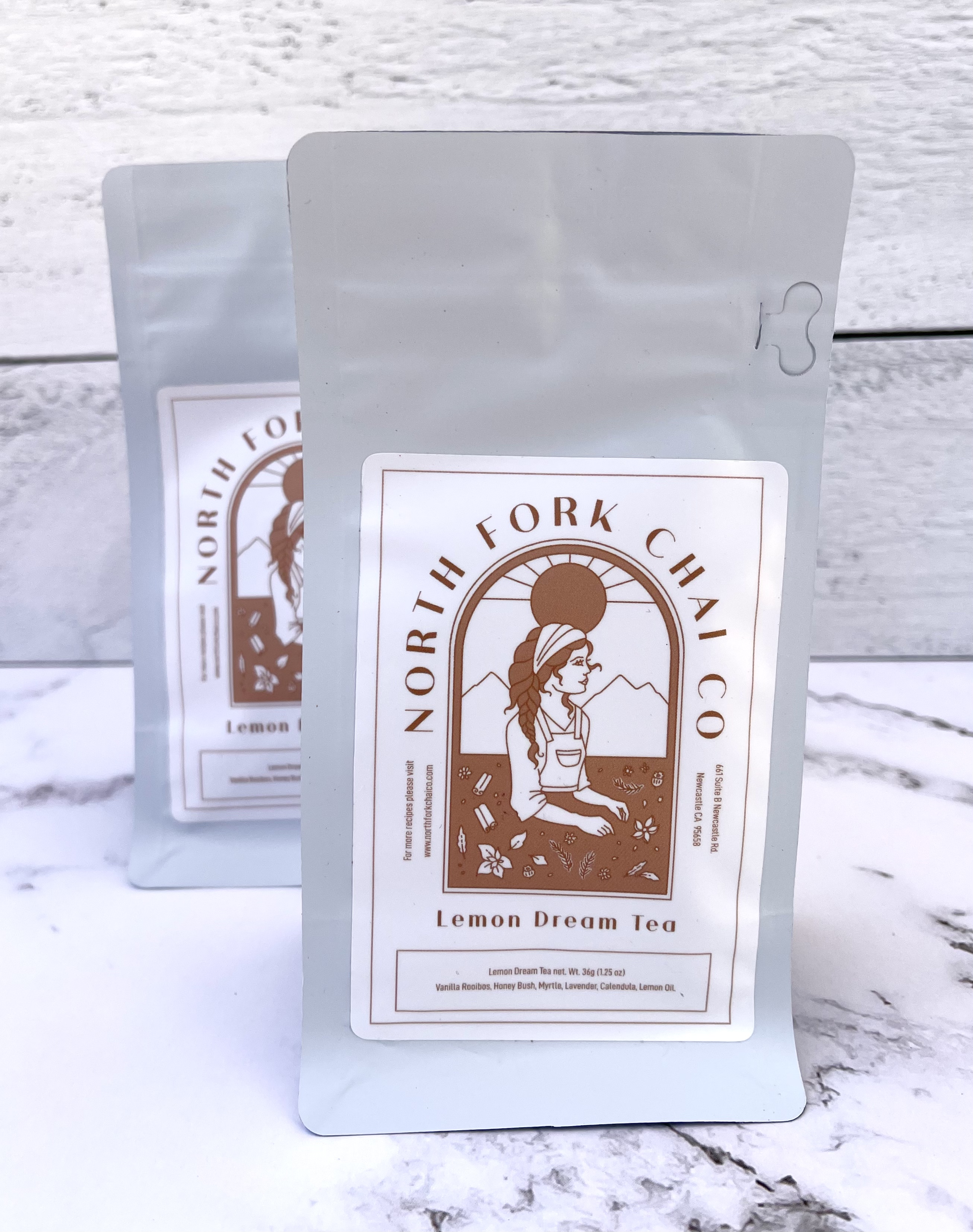 North Fork Chai Co. Lemon Dream Tea