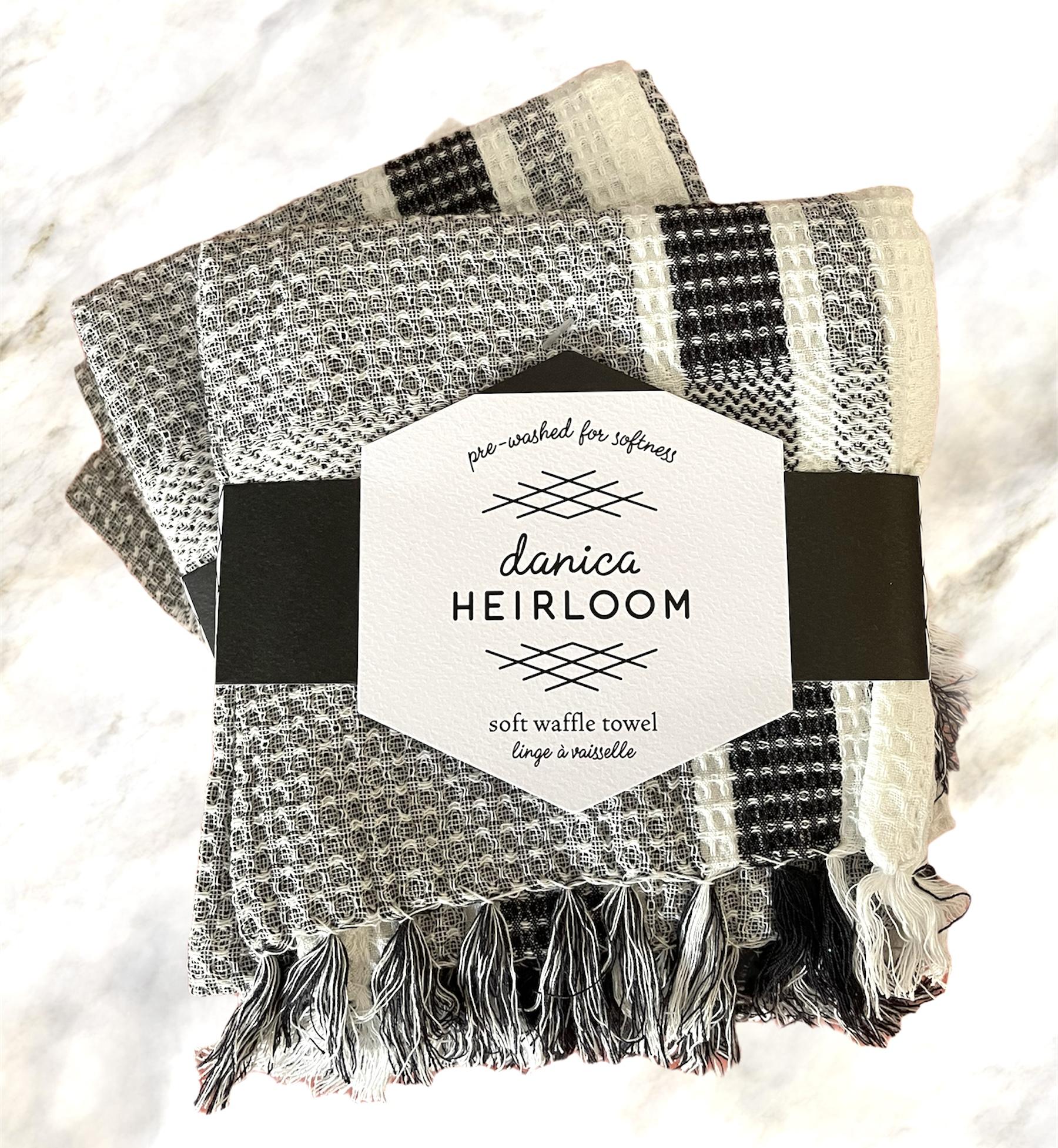 Heirloom Soft Waffle Towel--CHOOSE COLOR