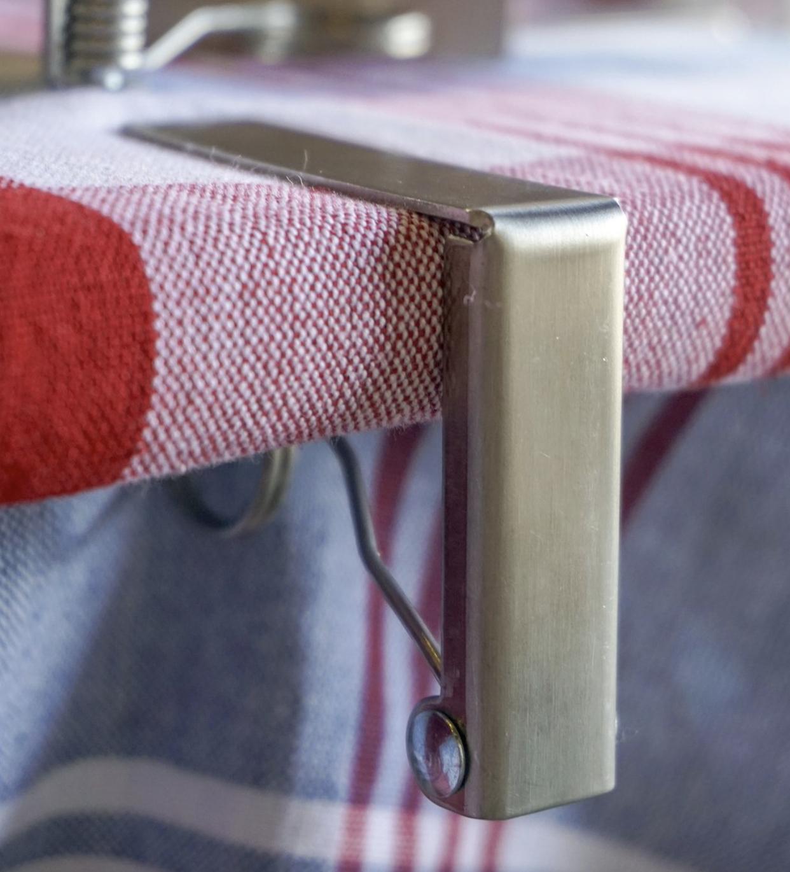 BBQ Tablecloth Clips, set/4