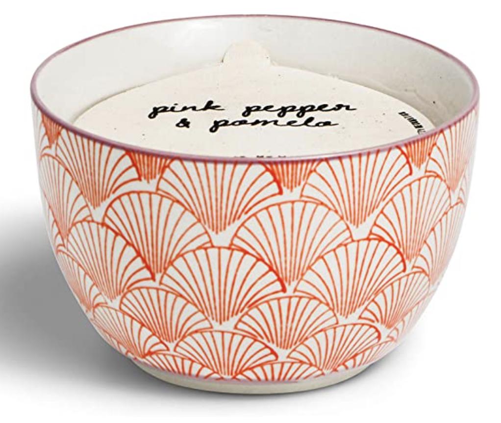 Paddywax Boheme Candle: Pink Peppercorn & Pomelo--CHOOSE SIZE