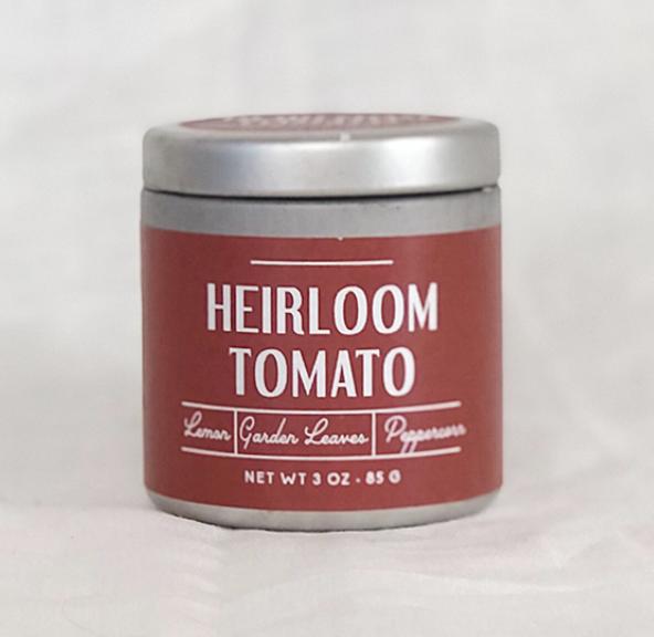 Paddywax Farmhouse 3oz Tin: Heirloom Tomato
