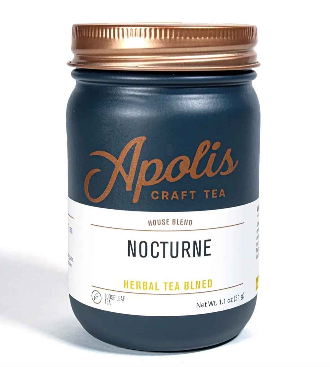 Apolis Tea, Nocturne, Loose Leaf