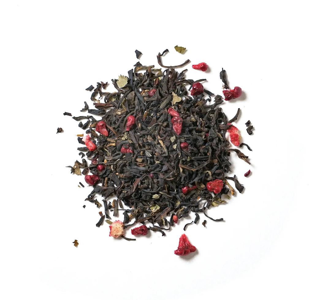 Apolis Tea, Blackberry Bergamot, 12 bags