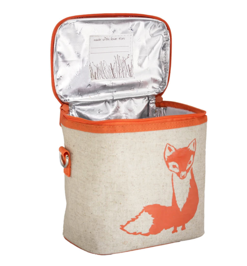 Orange Fox: SoYoung Small Cooler