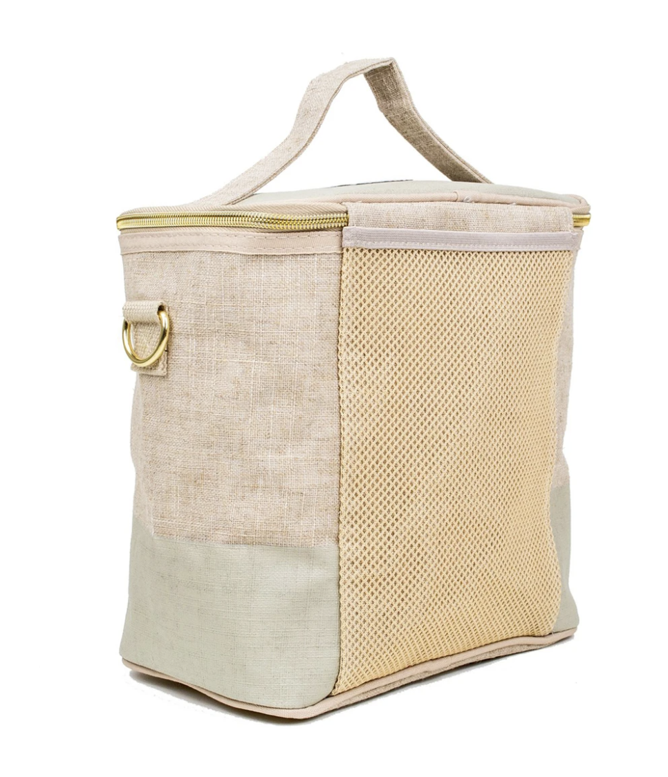 Linen 2-Tone: SoYoung Lunche Poche