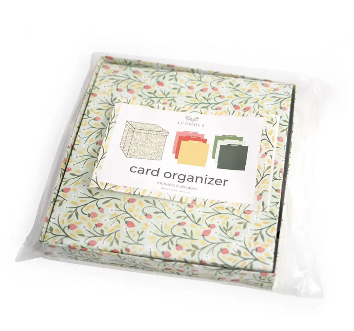 Greeting Card Organizer--CHOOSE DESIGN