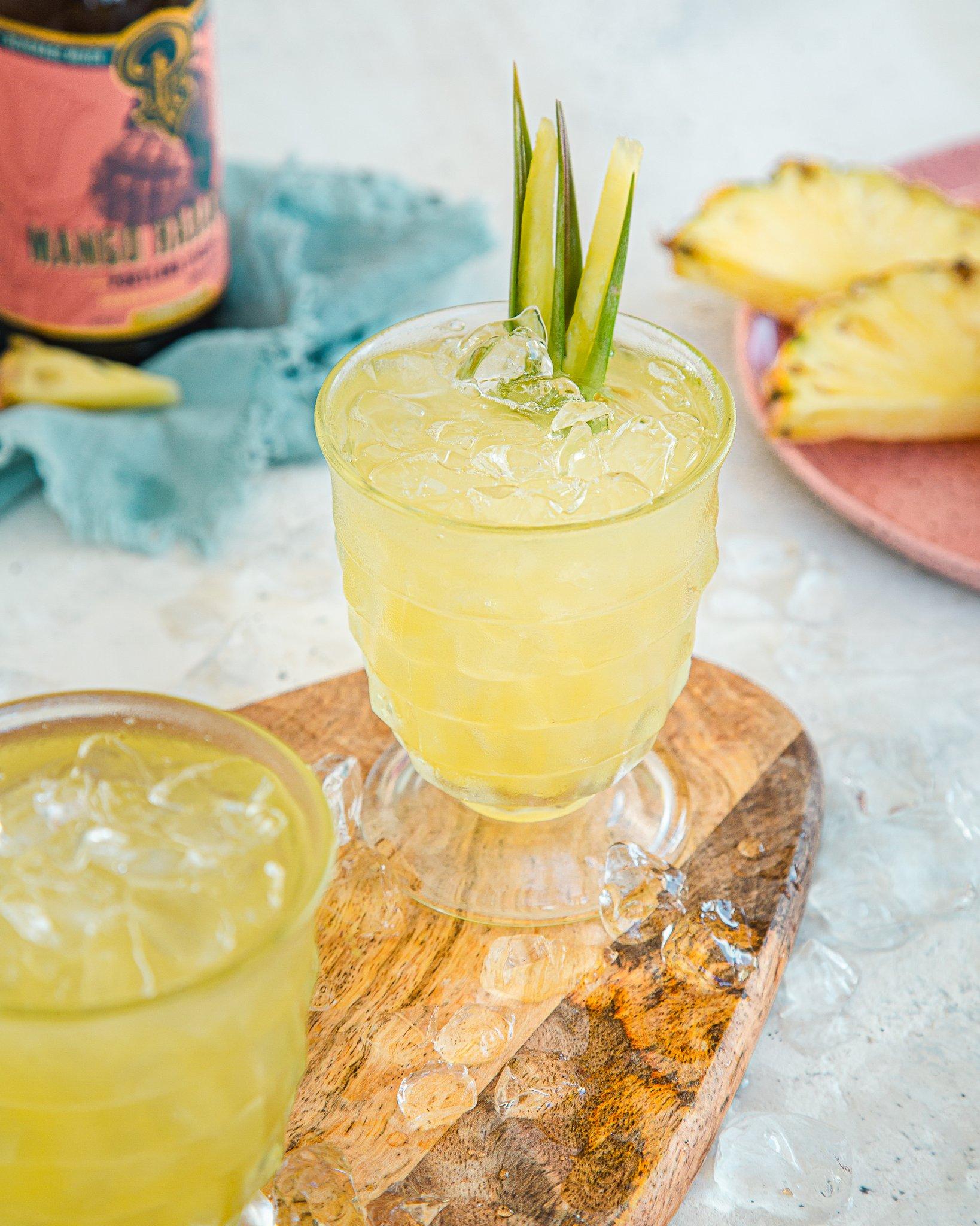 Mango Habanero : Cocktail & Soda Syrup, 12oz
