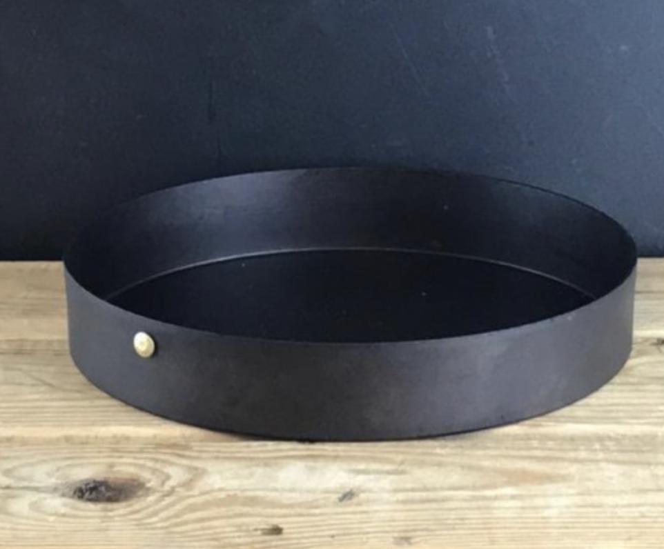 """Netherton Foundry Iron Cake Tin, 8.25"""""""