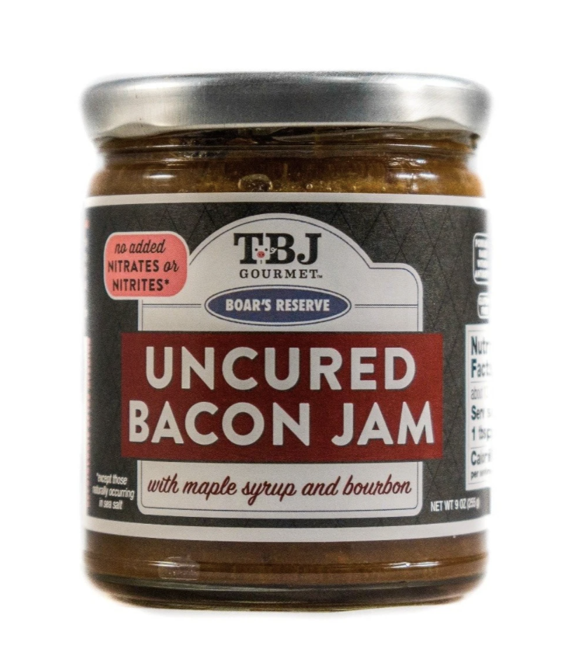 TBJ Gourmet Bacon Jam