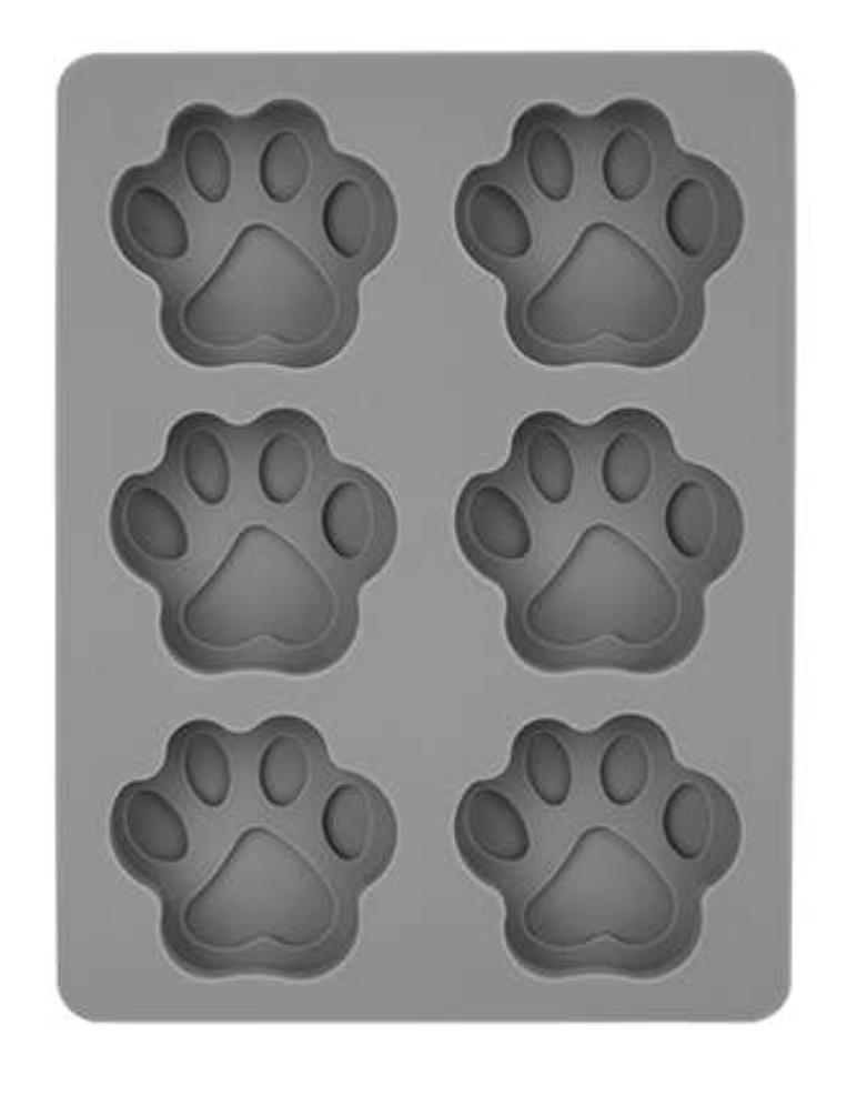 Animal Paw Ice Cube Tray