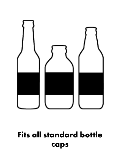 Decapitator Bottle Opener