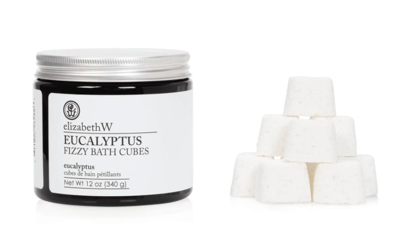 elizabethW Fizzy Bath Cubes