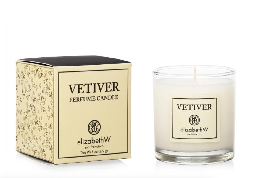 elizabethW Signature Candle: Vetiver