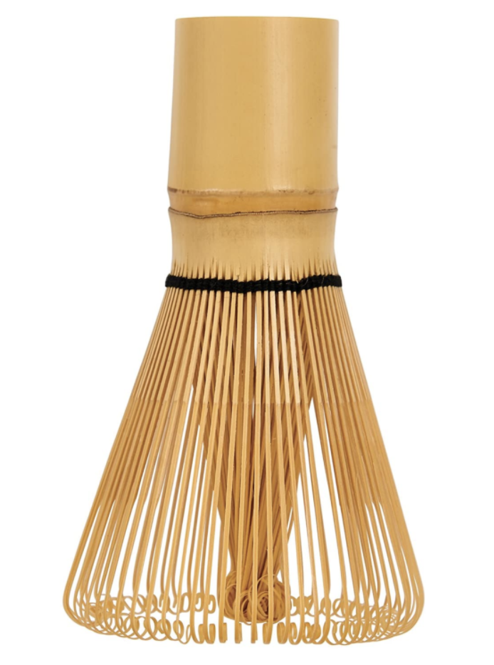"Matcha Tea Whisk, Bamboo 4.5"""