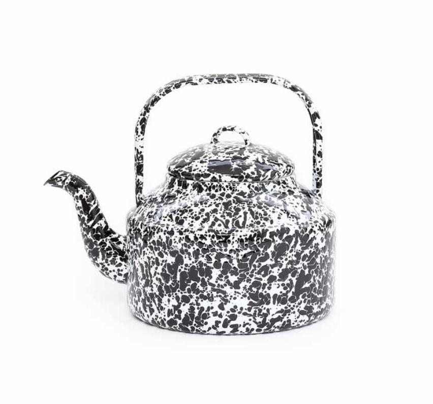 Enamelware Tea Kettle