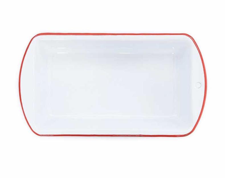Enamelware Loaf Pan