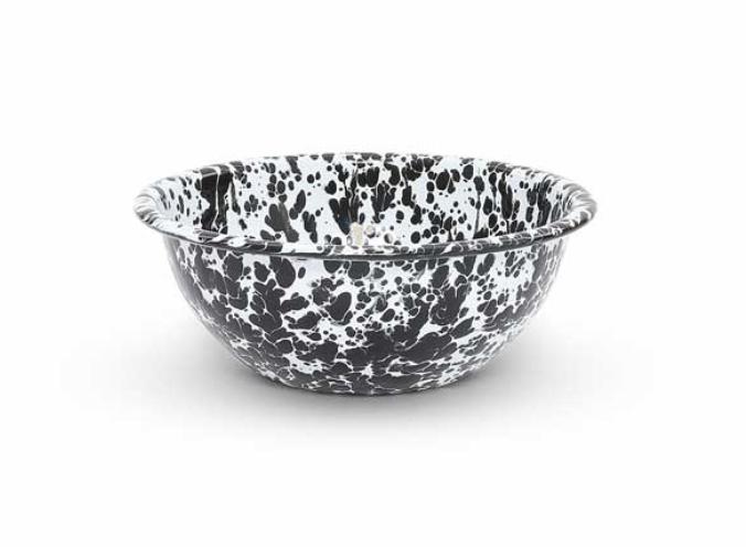 Enamelware Cereal Bowl
