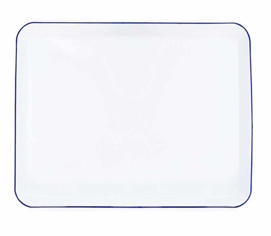 Enamelware Baking Tray