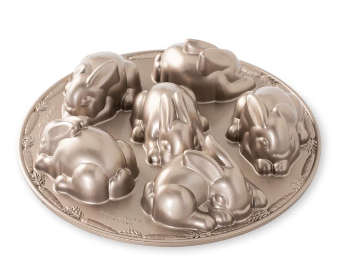 Baby Bunny Cakelet Pan
