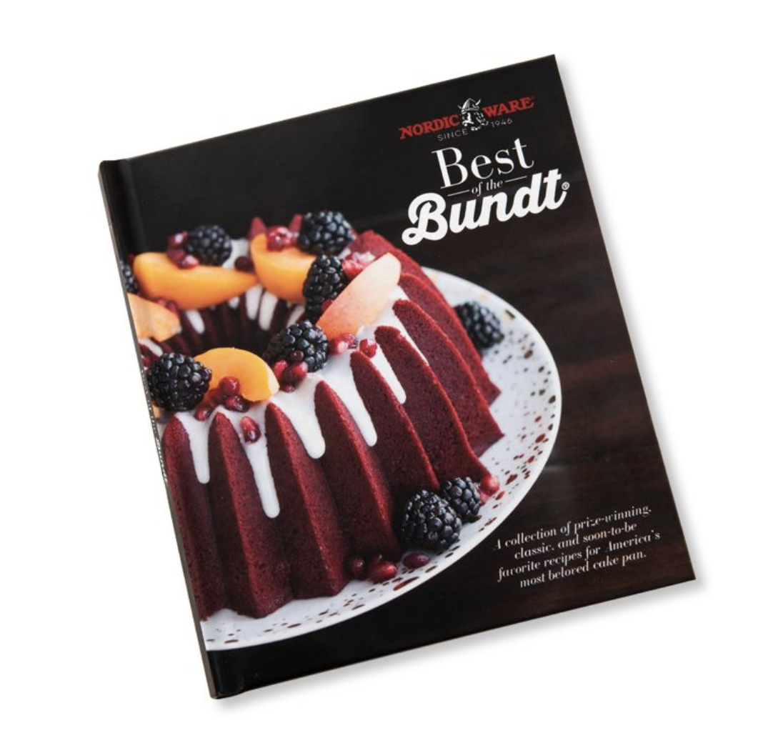 Best of the Bundt Cookbook