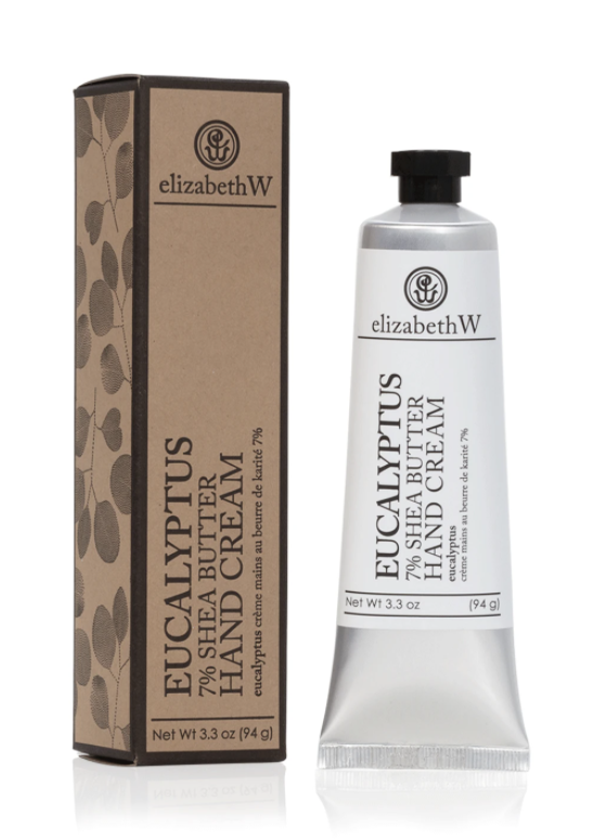 elizabethW Purely Essential Hand Cream, 3.3 fl oz