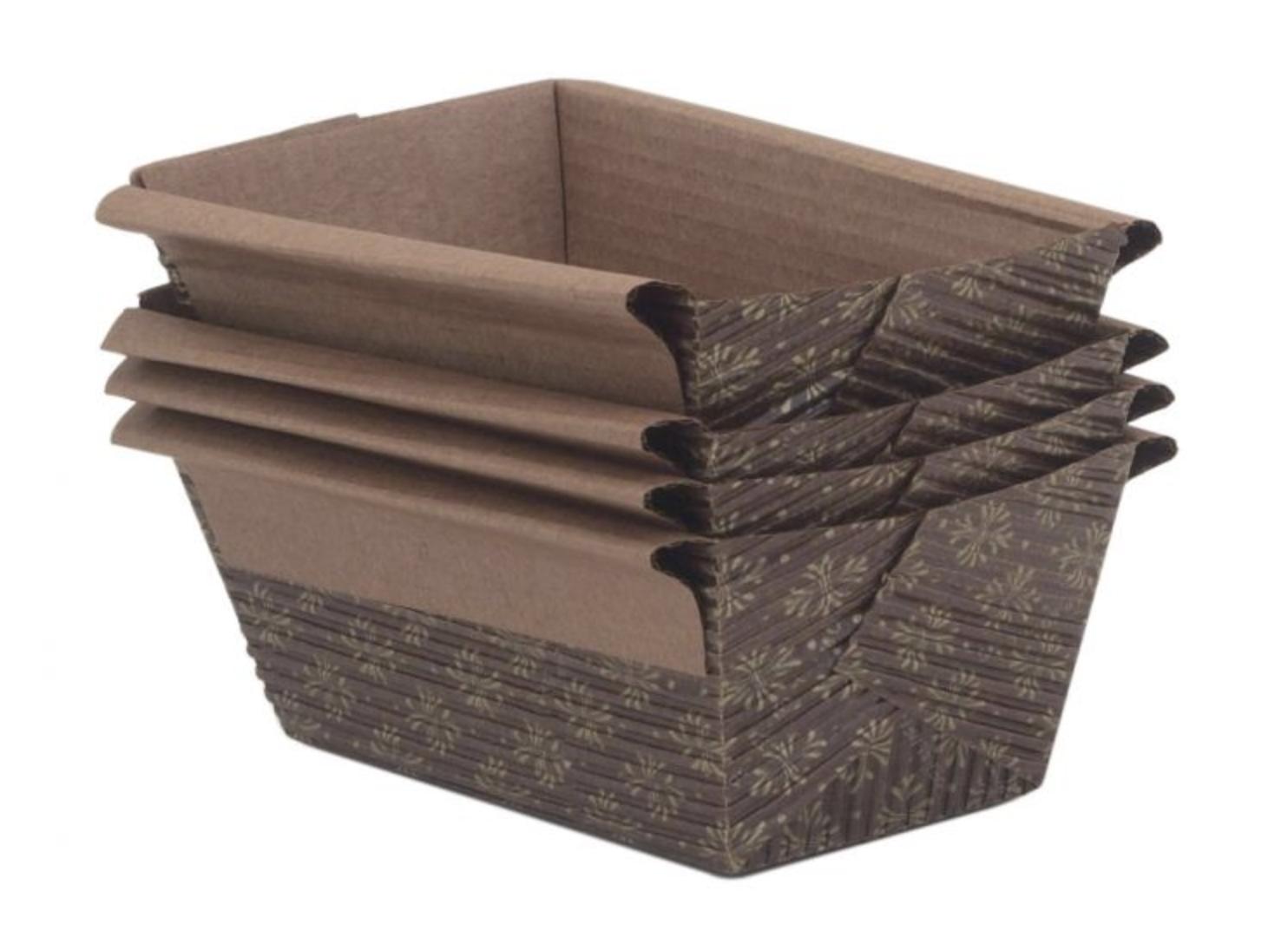 Paper Loaf Pan