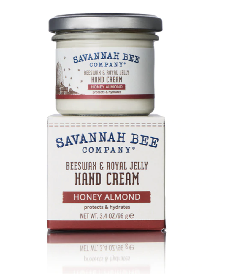 Original Beeswax Hand Cream, Honey Almond