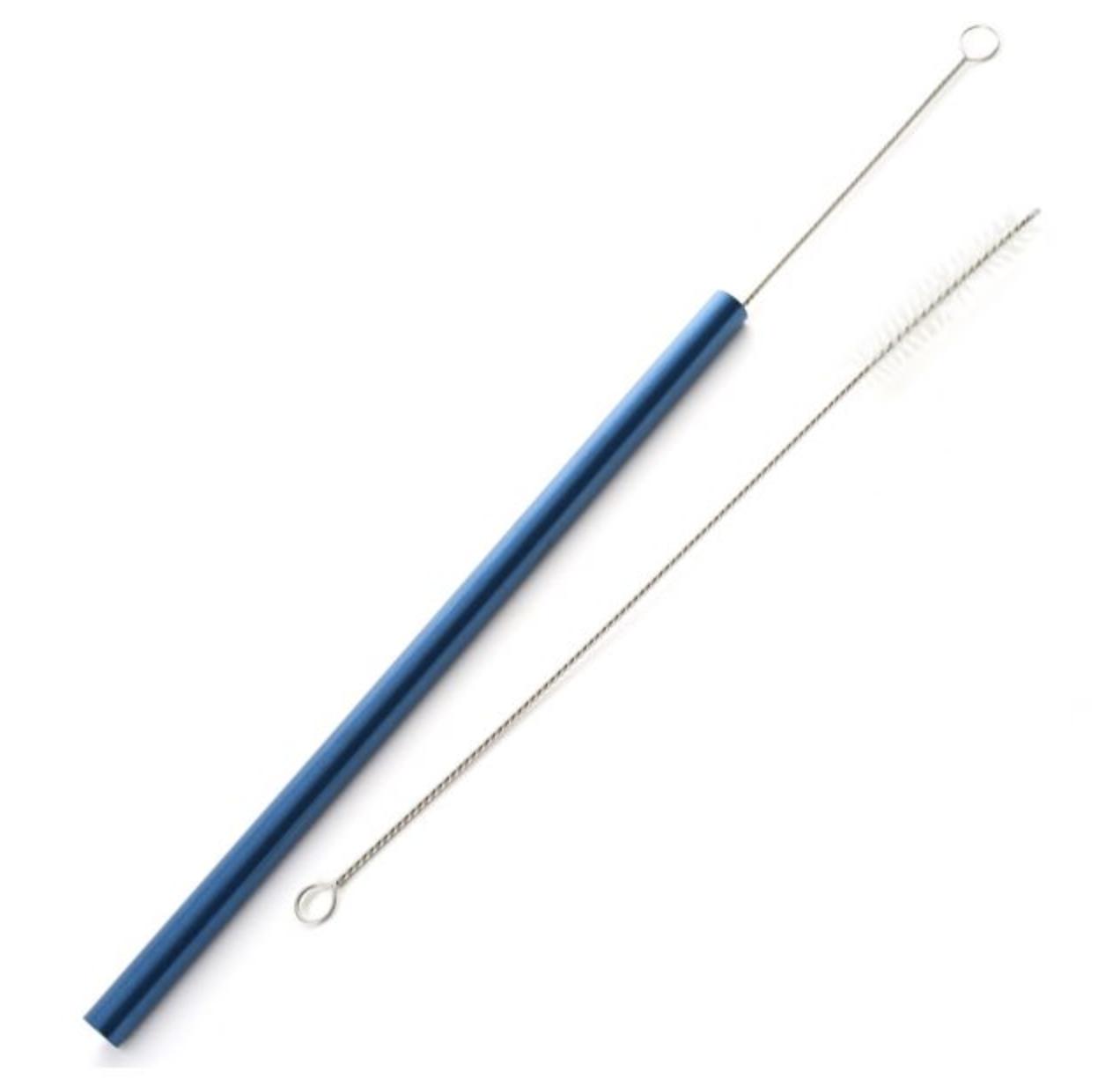 Metallic Smoothie Straws