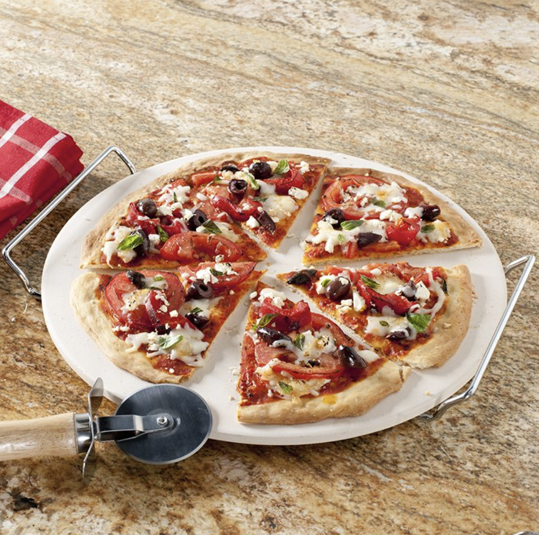 Pizza Stone, 3 piece set