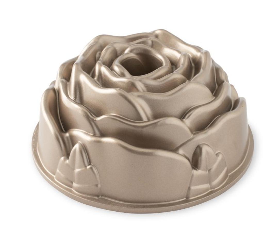 Rose Bundt Pan, 10 cup