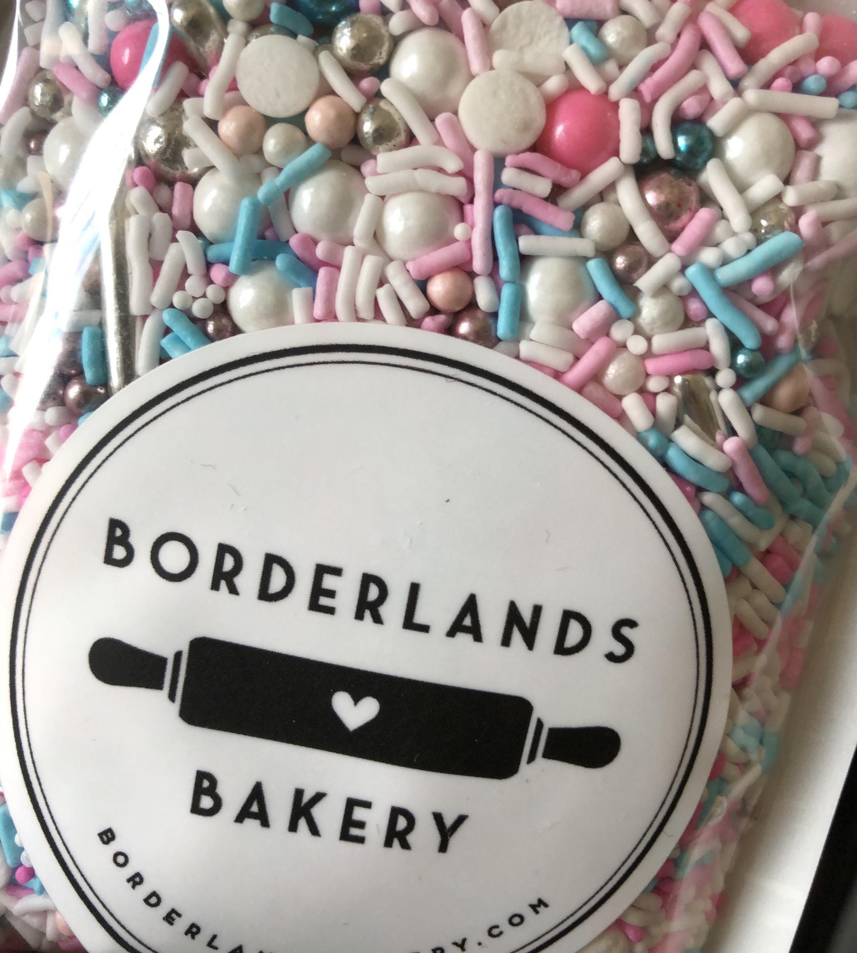 Borderlands Bakery Sprinkles: Mystic Mix