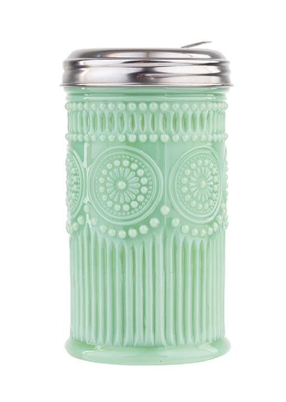 Jadeite Sugar Shaker