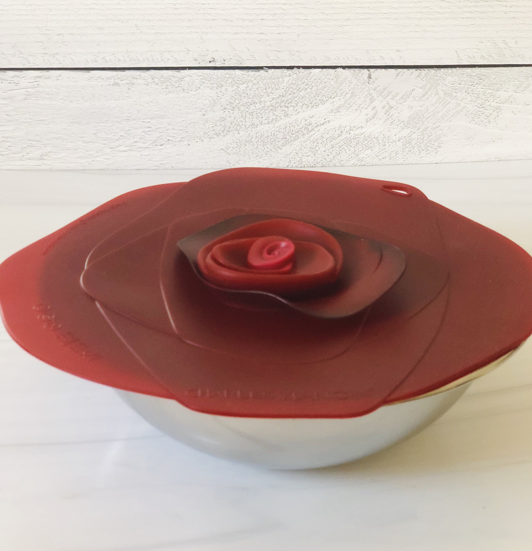 Rose Silicone Lid, various sizes