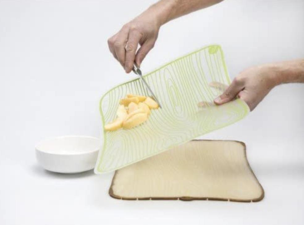 5-Piece Cutting Board Set, Silicone